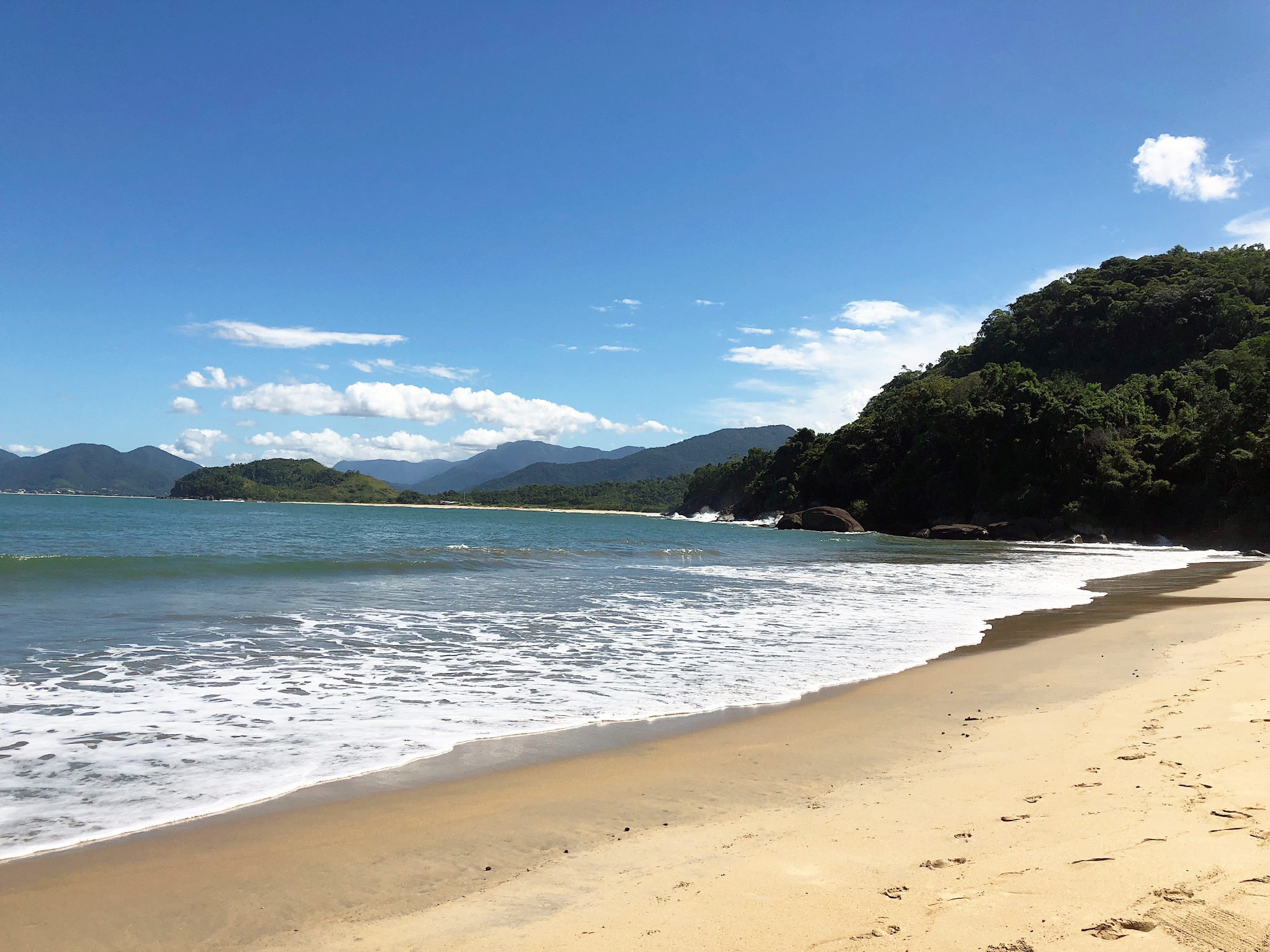 560e478ec331 Three days in Ubatuba, Brasil - a beach lover's haven! - Blended Journeys